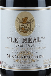 Ermitage Le Meal Rouge Chapoutier 1998