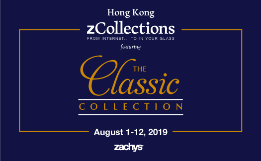 Hong Kong zCollections <i>featuring</i> The Classic Collection, <br> August 1-12