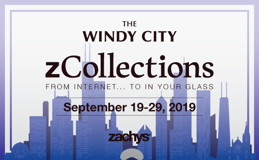 The Windy City zCollections,<br>September 19-29