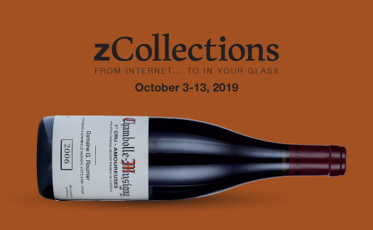 zCollections,<br>October 3-13