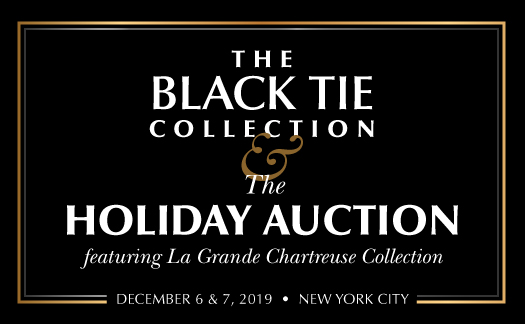 The Black Tie Collection <br> and The Holiday Auction, <br> New York <br>December 6-7