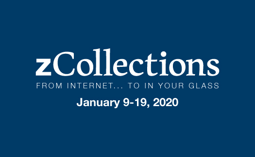 zCollections, <br> January 9-19