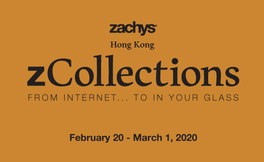 Hong Kong zCollections,<br>February 20-March 1
