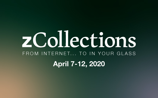zCollections,<br>April 7-12