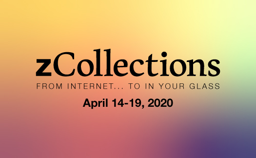 zCollections,<br>April 14-19