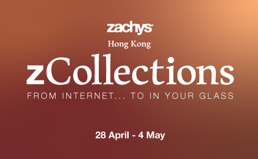 Hong Kong zCollections,<br>April 28-May 4
