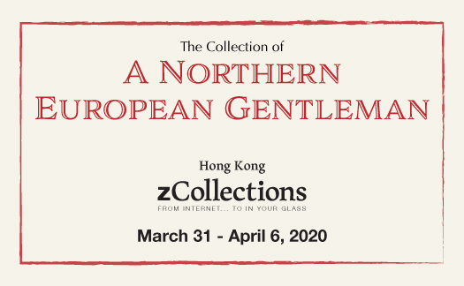 The Collection of a Northern European Gentleman,<br>Hong Kong zCollections,<br>March 31-April 6