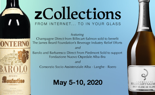 zCollections, <br>May 5-10