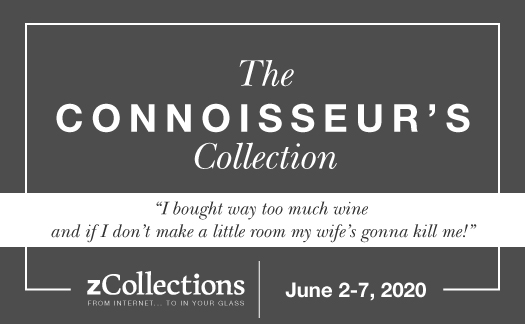 zCollections,<br>The Connoisseur