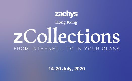 Hong Kong zCollections,<br>July 14-20