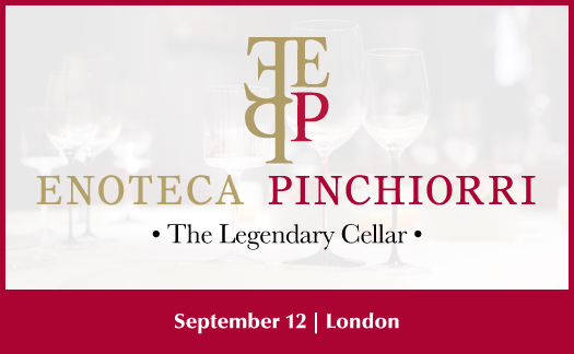 Enoteca Pinchiorri, The Legendary Cellar, London, September 12