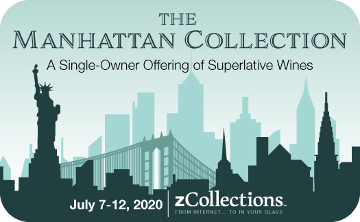 The Manhattan Cellar, A Single-Owner Offering of Superlative Wines, July 7-12