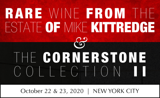 The Estate of Mike Kittredge & The Cornerstone Collection II, New York, October 22 & 23