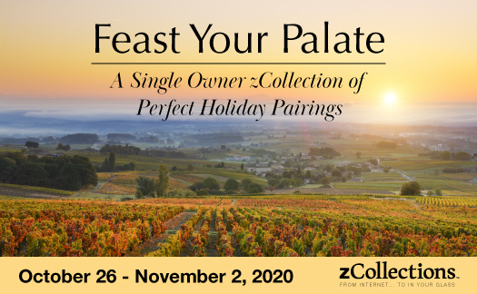 Feast Your Palate, Single Owner zCollections, New York, October 26 - November 2