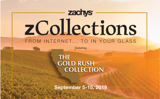 The Gold Rush zCollections,<br>September 5-15